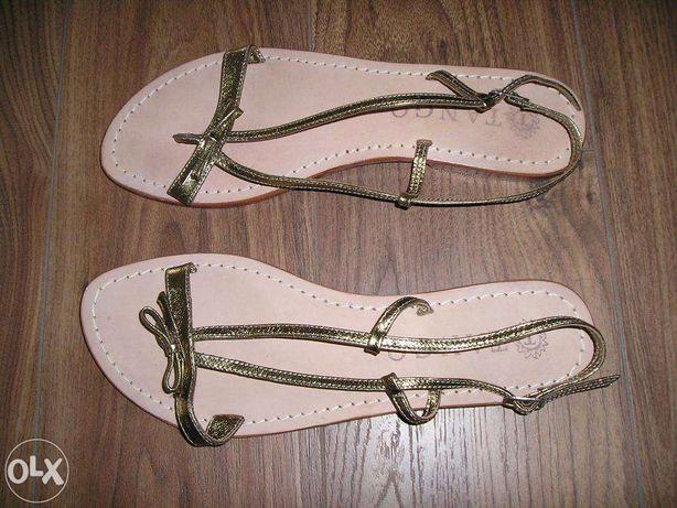 Nowe sandałki r.40