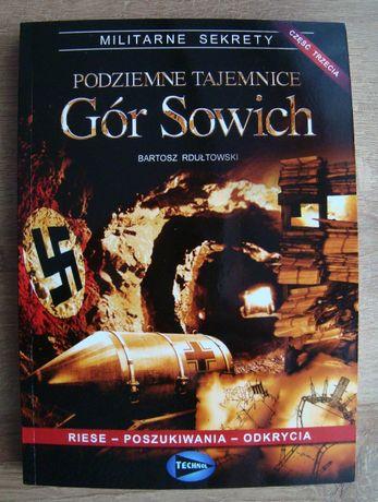 Bartosz Rdułtowski - Podziemne Tajemnice Gór Sowich cz.3