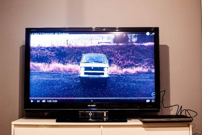 Telewizor Sharp LC-46XL2E LCD AQUOS 46' TV