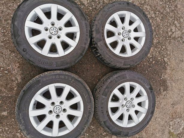 Диски Borbet Volkswagen R15 Р15 5x112 j6.5 ET50 1k0601025ac