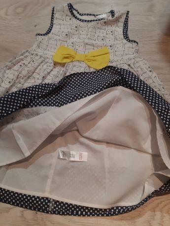 Sukienka M&Co 2-3 lata