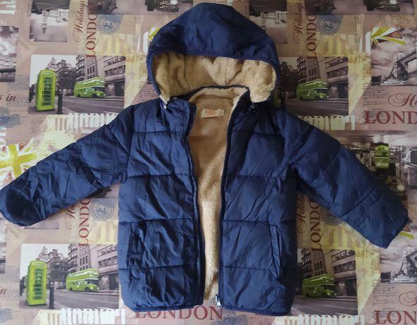 Куртка лёгкая теплая
