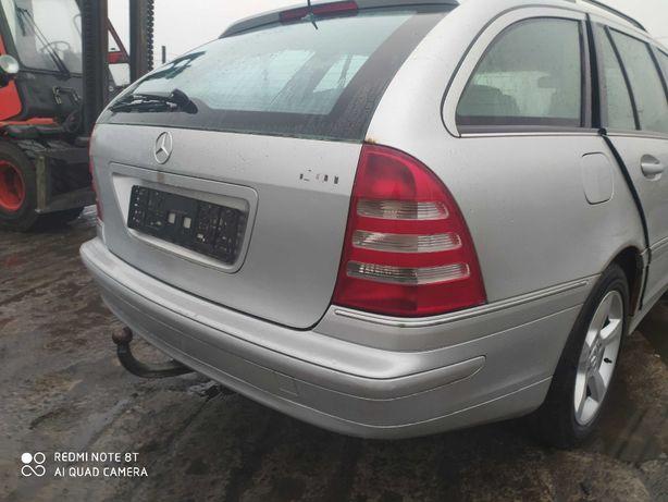 Mercedes W 203 kombi zderzak przód