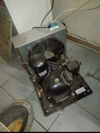 Motor de frio industrial