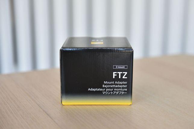 Nikon FTZ - Nunca Usado Com Garantia