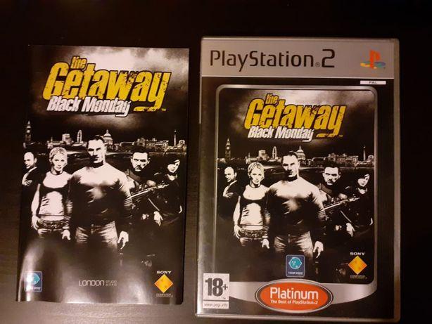 The Getaway Black Monday gra PS2/Playstation 2 100 % sprawna