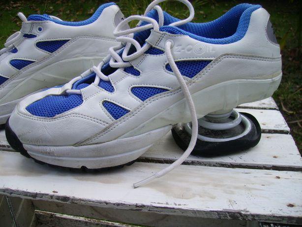 buty sportowe Z-COIL damskie na odciążenie stawów kolanowych