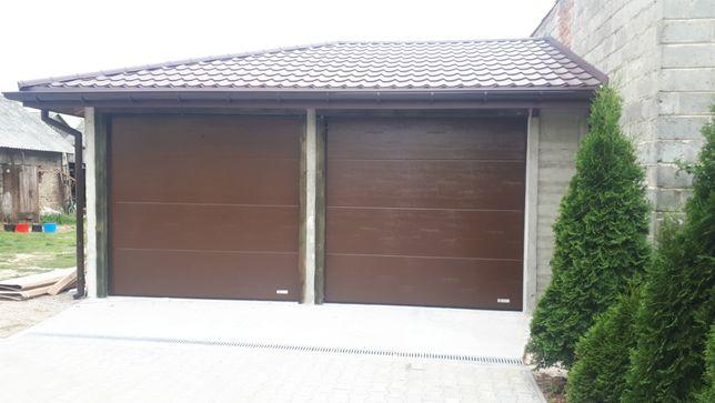 Lubliniec - Brama Segmentowa Garażowa 300x225