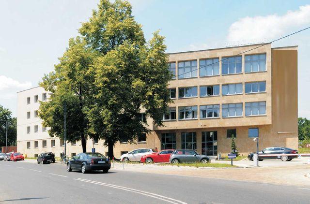 Katowice - parterowy lokal biurowy w centrum miasta o pow. 395m2