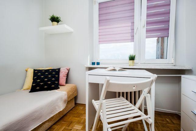 Przytulny Pokój w 4 - pokojowym mieszkaniu - CENTRUM