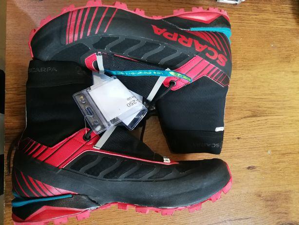 Nowe buty Scarpa Atom Tech OD roz. 42, dł wkładki 27cm.