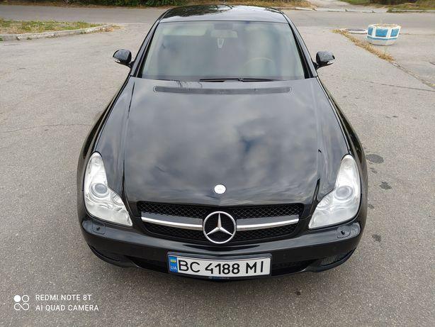Mercedes Benz CLS 3.5 2007