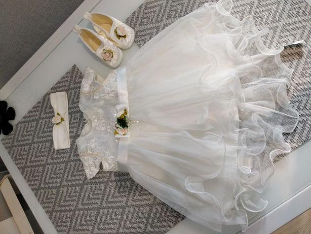Крестильный наряд, платье
