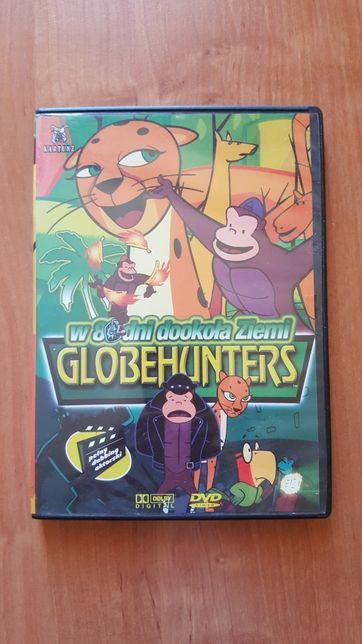 Film DVD W 80 dni dookoła Ziemi Globehunters