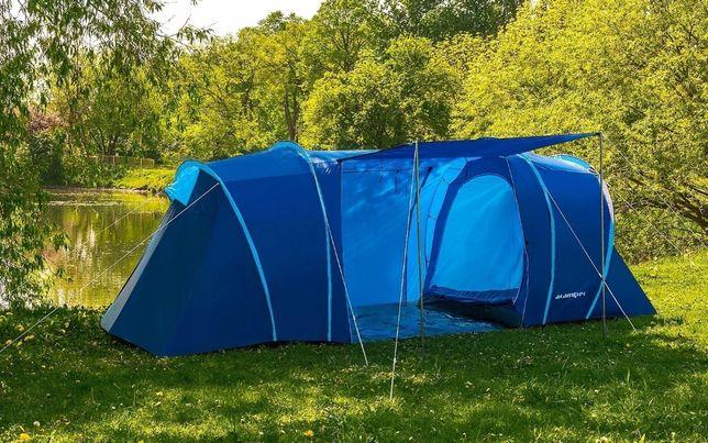 Палатка туристическая Acamper Lofot 4 новая двухслойная две комнаты