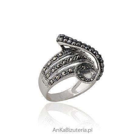 ankabizuteria.pl jubiler niewęgłowski pierścionki Oryginalny pierścion