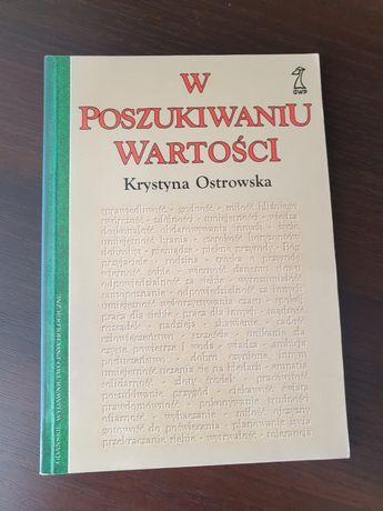 W Poszukiwaniu Wartości Krystyna Ostrowska