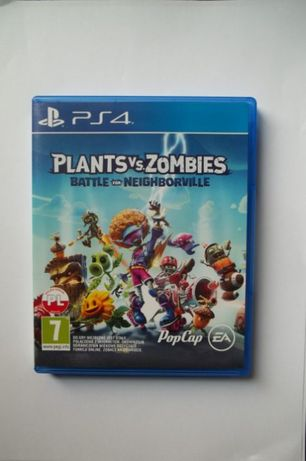 Ps 4 Plants vs Zombies Centrum Gier Grodzka 4