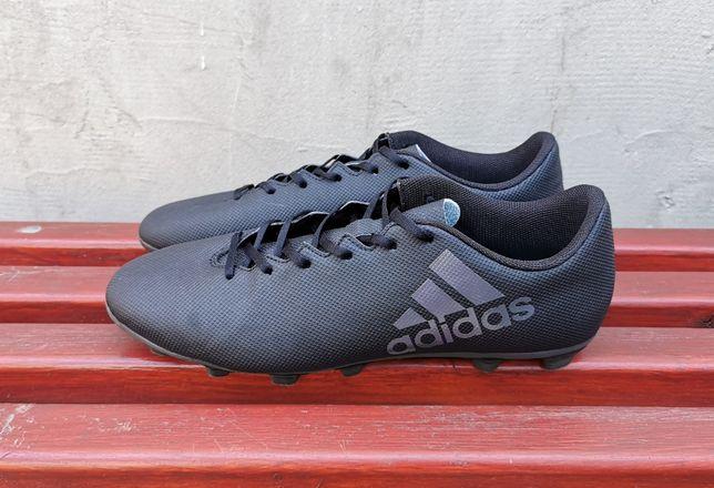 Футбольные бутсы копы Adidas X 17.4 Оригинал 46 р.