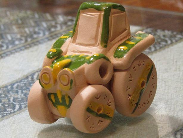 Свищик-тракторець