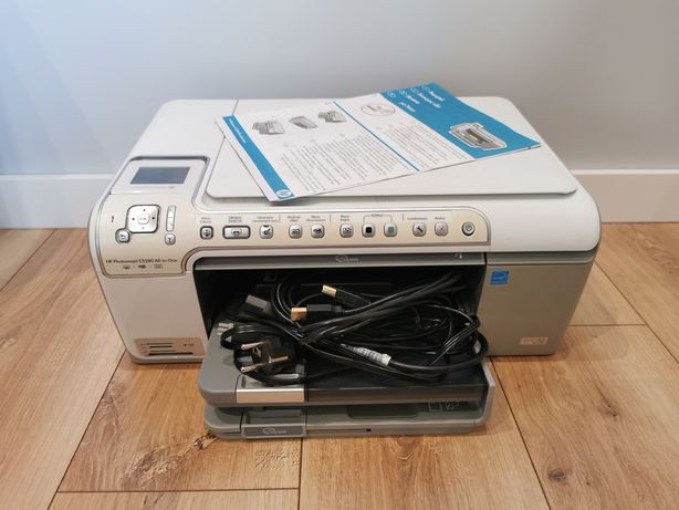 HP Photosmart C5280 All-in-one