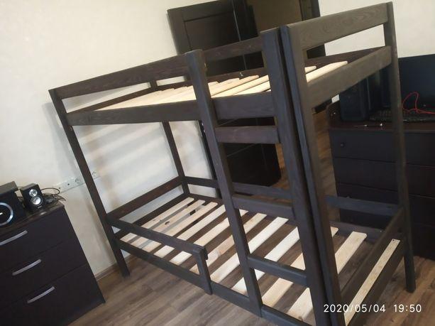 двухъярусные кровати от производителя от 2500 грн.