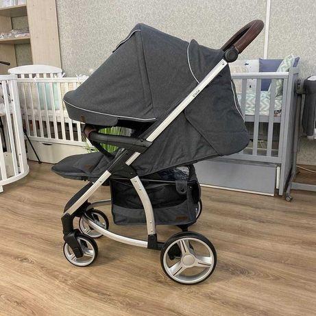Детская коляска универсальная Carrello Vista 2в1