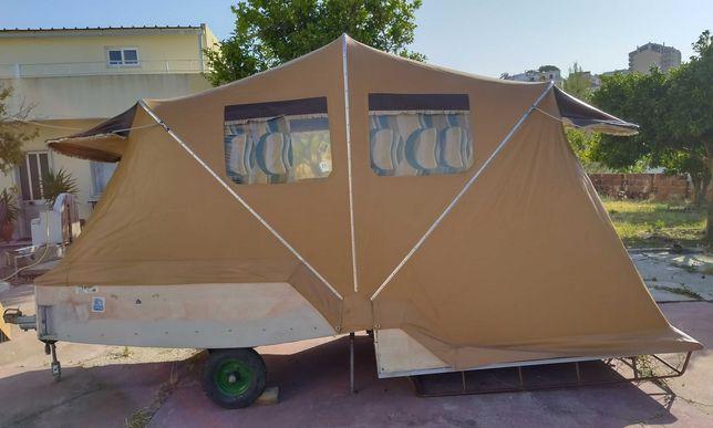 Auto tenda muito estimada - Vendo Melhor Oferta