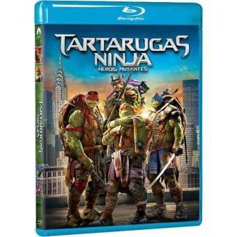 Tartarugas Ninja Blu-ray