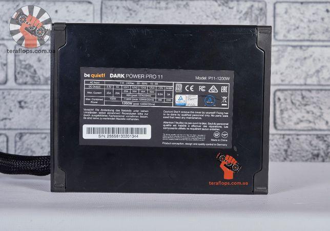 be quiet! Dark Power Pro 11 1200W / Гарантия 3 месяца