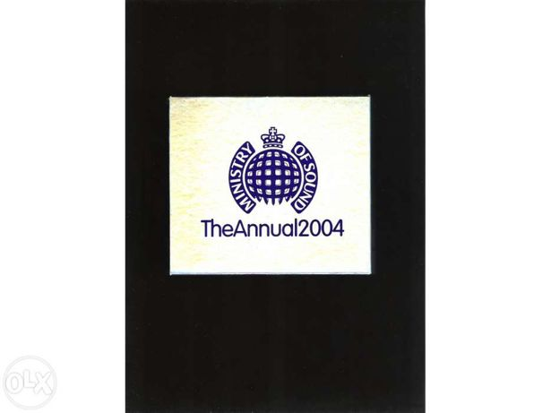The Annual 2004 - Ministry of Sound (portes incluídos)