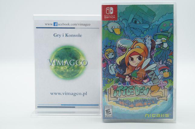 Nintendo SWITCH Little Dew 2 + Sklep VIMAGCO