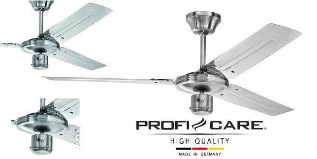Стельовий вентилятор,Потолочный вентилятор Profi Care(Німеччина)