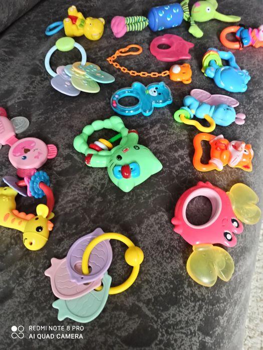 Игрушки-погремушки для малят Черкассы - изображение 1