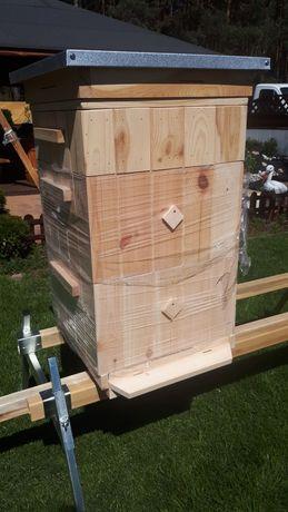Ule wielkopolskie ocieplane ul pszczoły