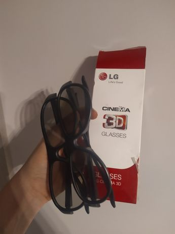 Okulary 3D LG pasywne