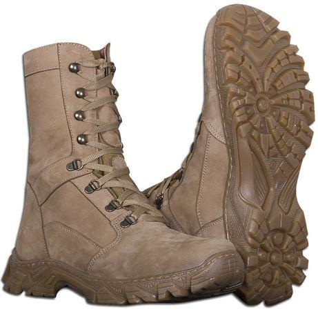 Buty Bojowe Zimowe Coyote EKO Futro, Taktyczne, Wojskowe, Militarne