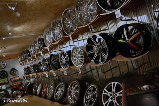 Jantes R18 Audi 5x100 18 A1 A2 A3 S1 S3 TT S-Line