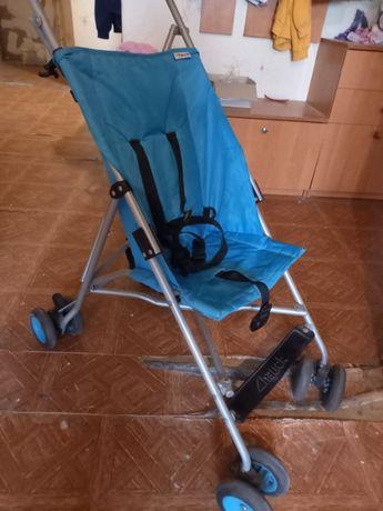 Детская коляска тростинка