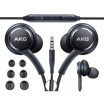 Słuchawki douszne Samsung AKG 3.5mn Jack. Nowe