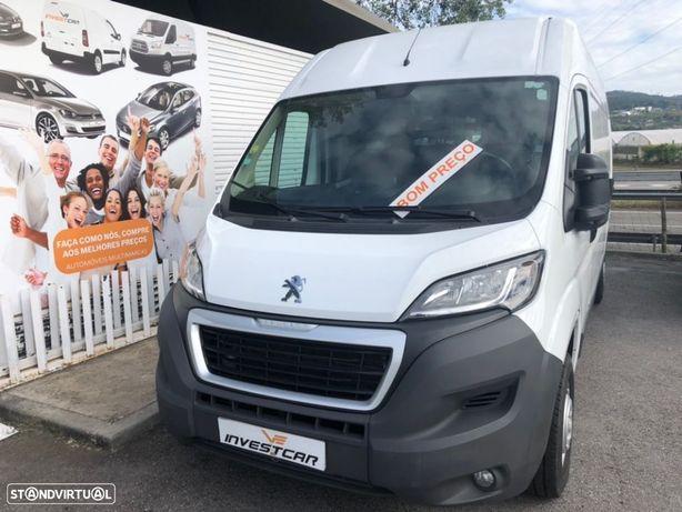 Peugeot boxer  L2-H2