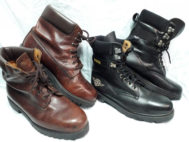 Ботинки кожа оригинал,Sttaders 46,44 размер.