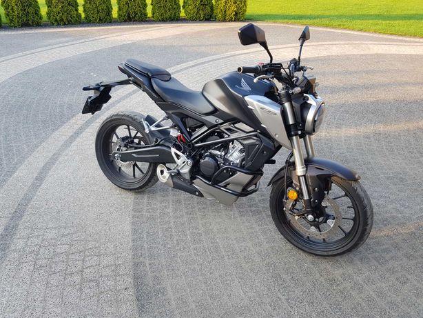 Honda CB 125R  stan perfekcyjny