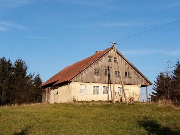 Duży dom nad jeziorem na Mazurach, Elganowo- inwestycja na wynajem