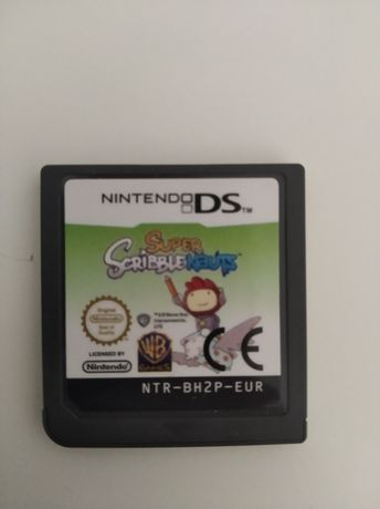 Super Scribblenauts Nintendo DS