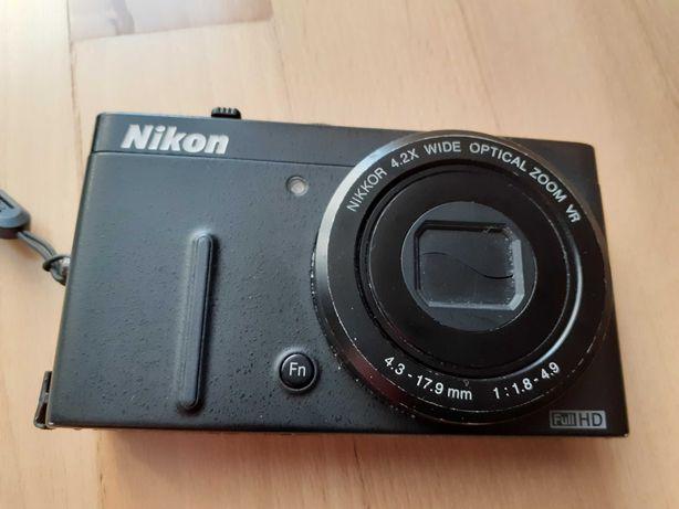 Nikon aparat i ładowarka