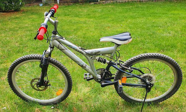 Rower gorski ,dziecięco młodzieżowy