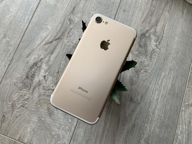 iPhone 7 32gb Gold Neverlock