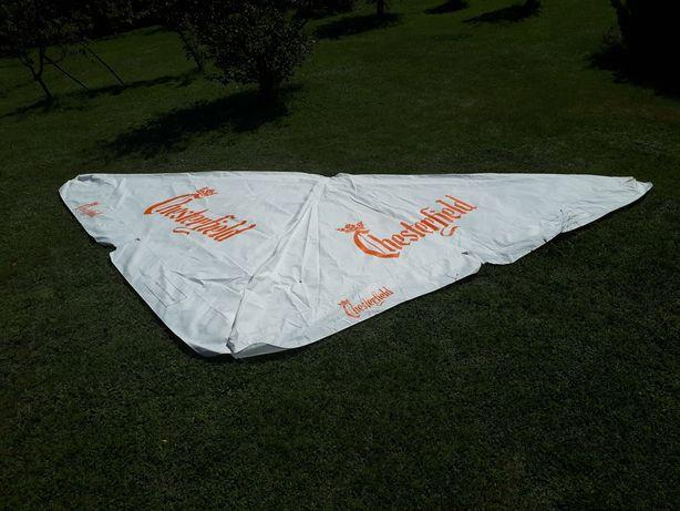 Pokrycie poszycie czasza do kwadratowy parasol ogrodowy 4x4 m