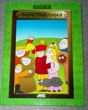 Contos Tradicionais - Livro 4